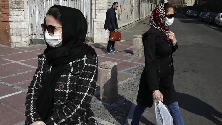 İran'da son 24 saatte Kovid-19 nedeniyle 184 kişi hayatını kaybetti