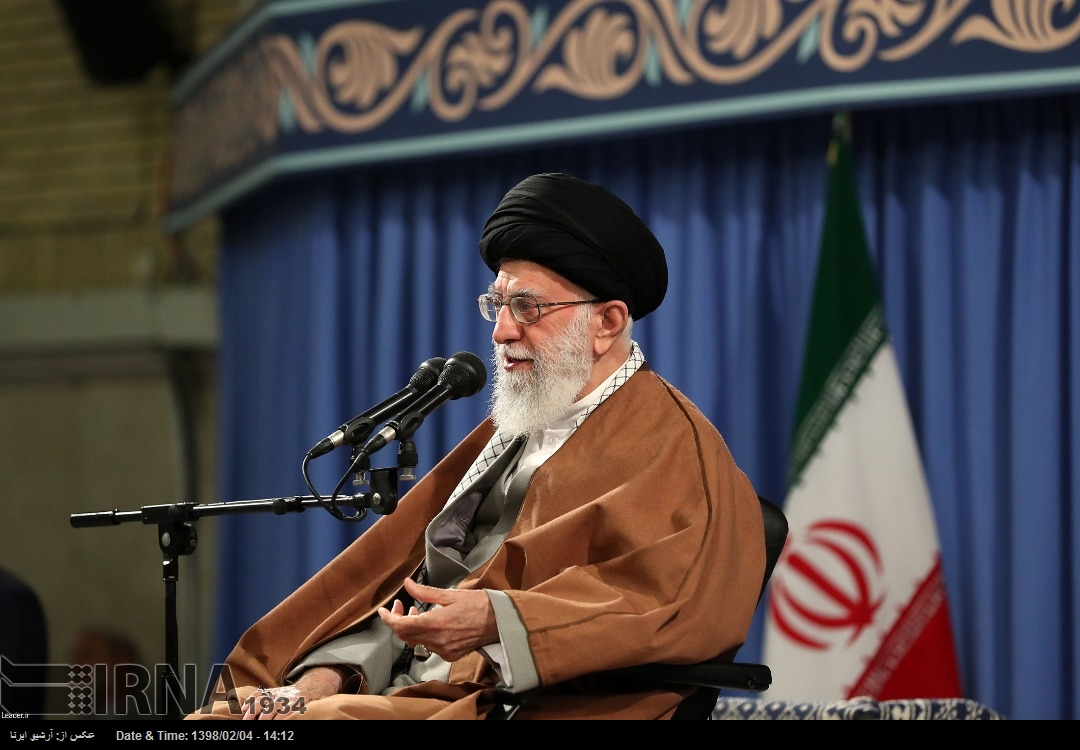İran lideri Hamaney'den Azerbaycan'a Tam Destek