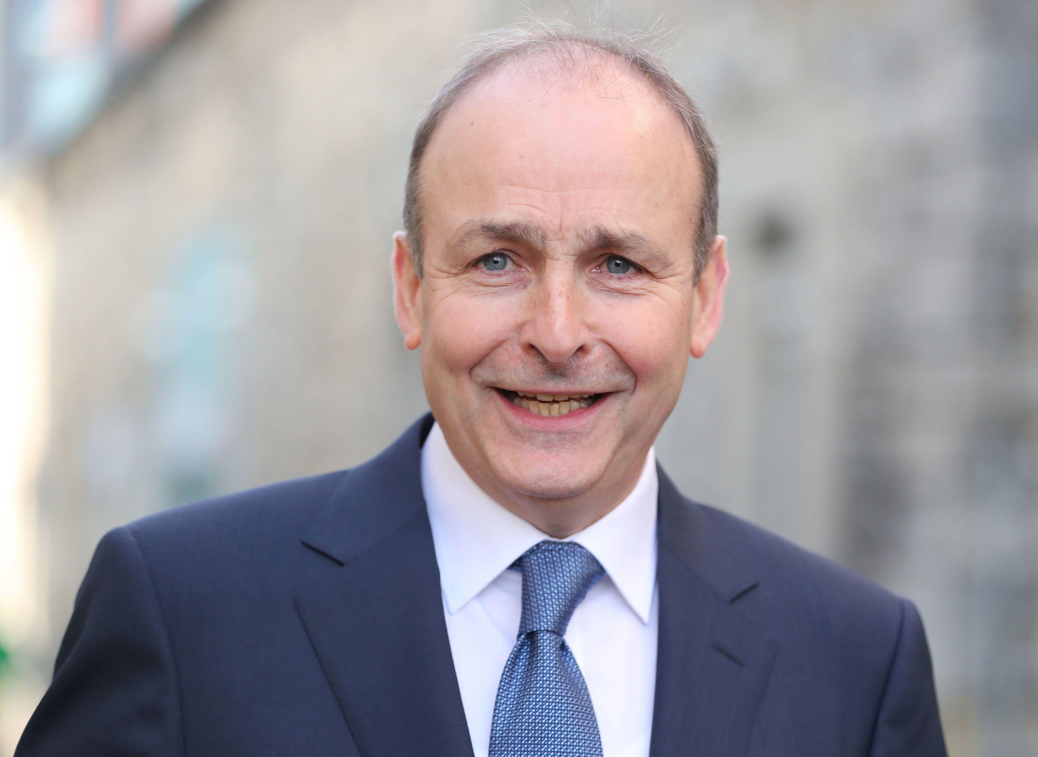İrlanda'da yeni başbakan Micheal Martin