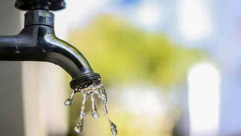 İSKİ duyurdu: Su kesintisi yaşayacak 10 ilçe ve saatleri