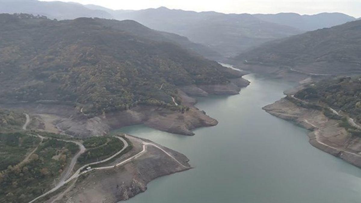 İSKİ İstanbul'da barajlarda doluluk oranlarındaki son durumu açıkladı