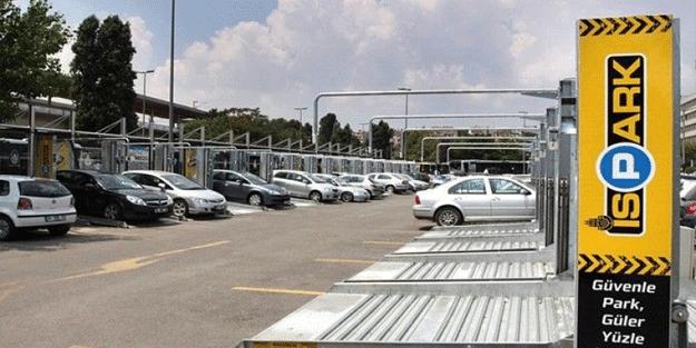 İSPARK'a park edene iki seyahat ücretsiz hakkı