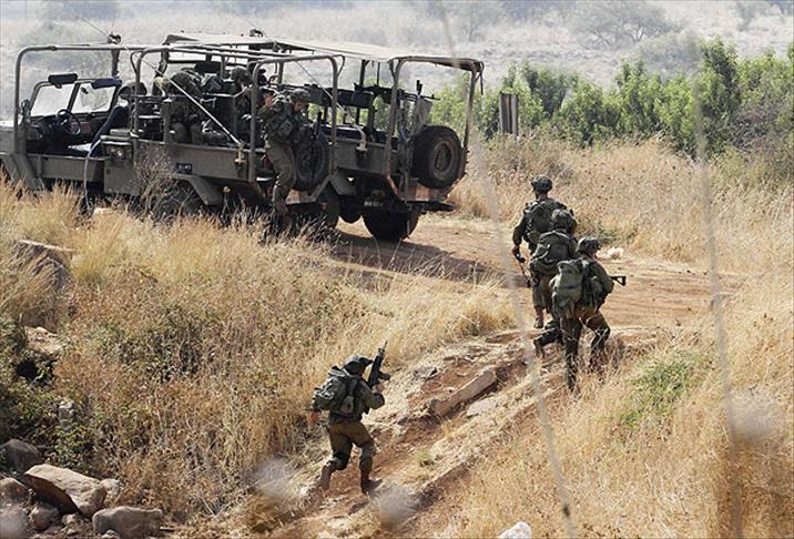 İsrail - Lübnan sınırında çatışma