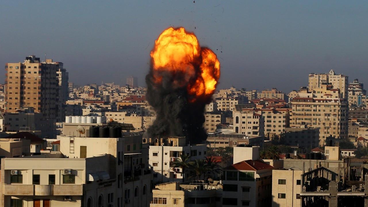 İsrail ordusunun Gazze'ye düzenlediği saldırıda 10 kişi daha hayatını kaybetti