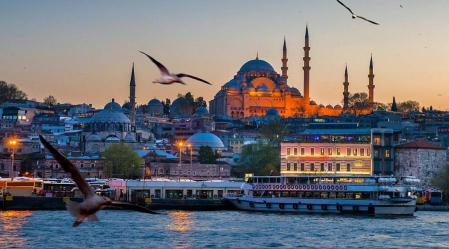 İstanbul'a gelen turist sayısı yüzde 99.9 azaldı