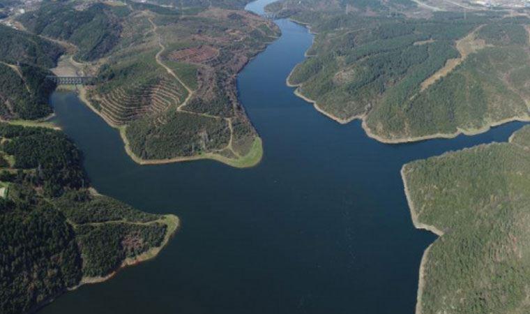 İstanbul barajlarının son doluluk oranı belli oldu