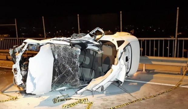 İstanbul Beykoz'da trafik kazası: 3 ölü, 3 yaralı