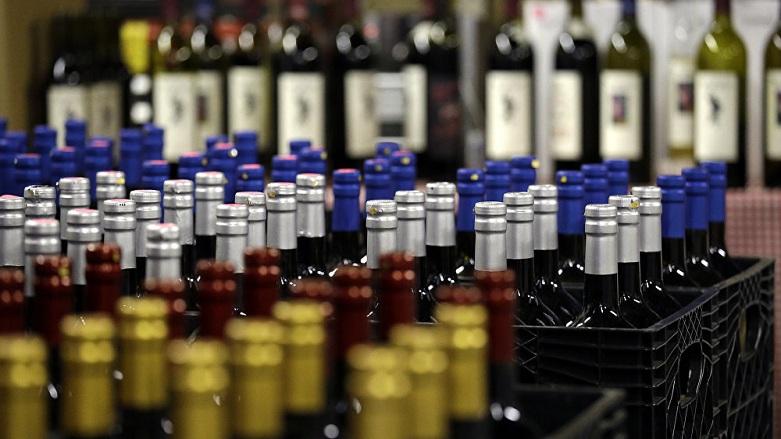 İstanbul'da 2 ton sahte içki ele geçirildi
