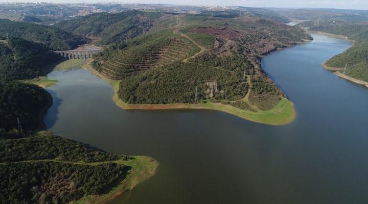 İstanbul'da baraj doluluk oranları açıklandı