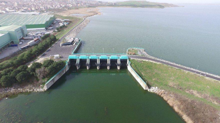 İstanbul'da baraj doluluk oranlarında son durum