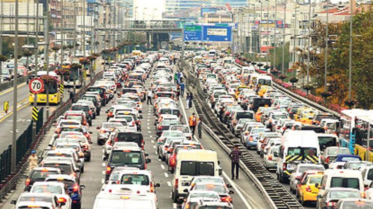 İstanbul'da en çok trafik kazası gerçekleşen 10 nokta