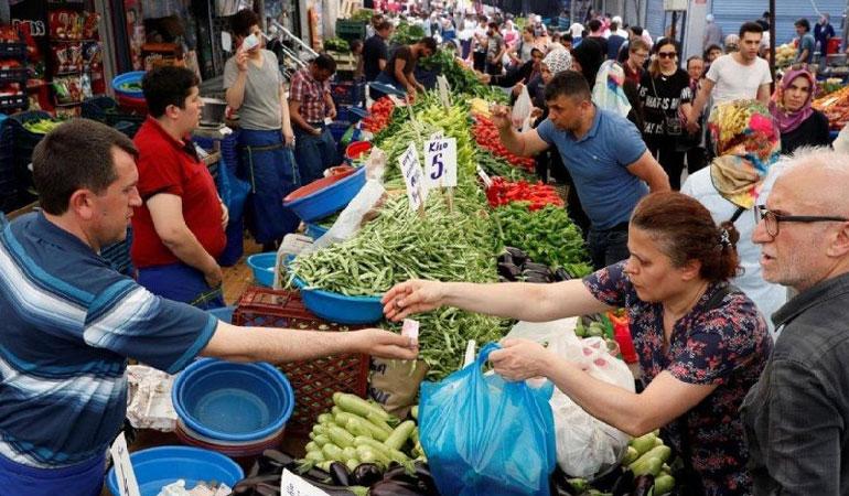 İstanbul'da fiyatı en fazla azalan ve artan ürünler açıklandı