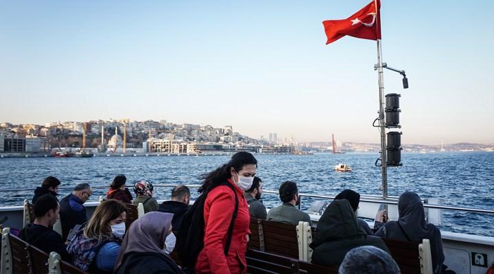 İstanbul'da günlük vakalar 12-15 bin bandında