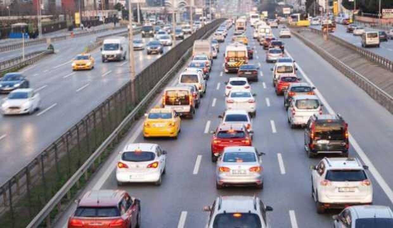 İstanbul'da hafta sonu bazı yollar trafiğe kapatılacak