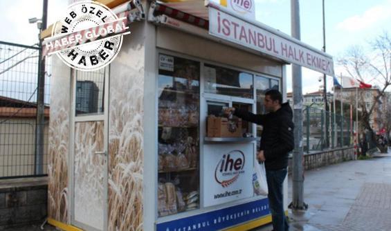 İstanbul'da Halk Ekmek'e yüzde 25 zam