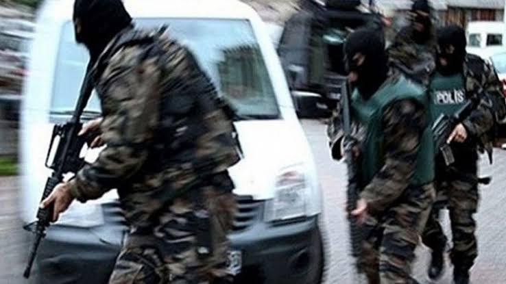 İstanbul'da IŞİD operasyonu: 34 kişi hakkında gözaltı kararı