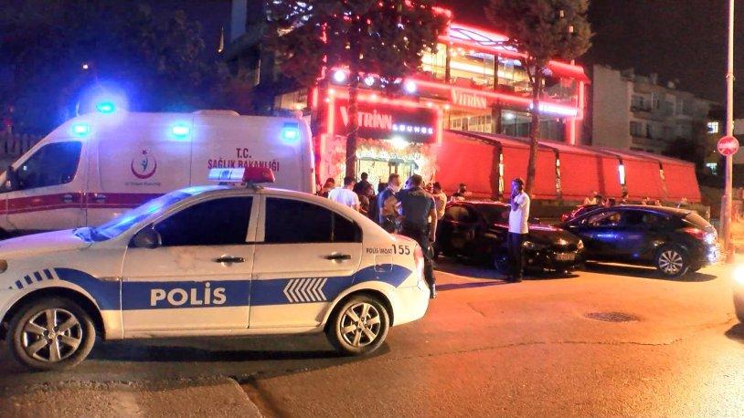 İstanbul'da kafeye silahlı baskın: 3 yaralı
