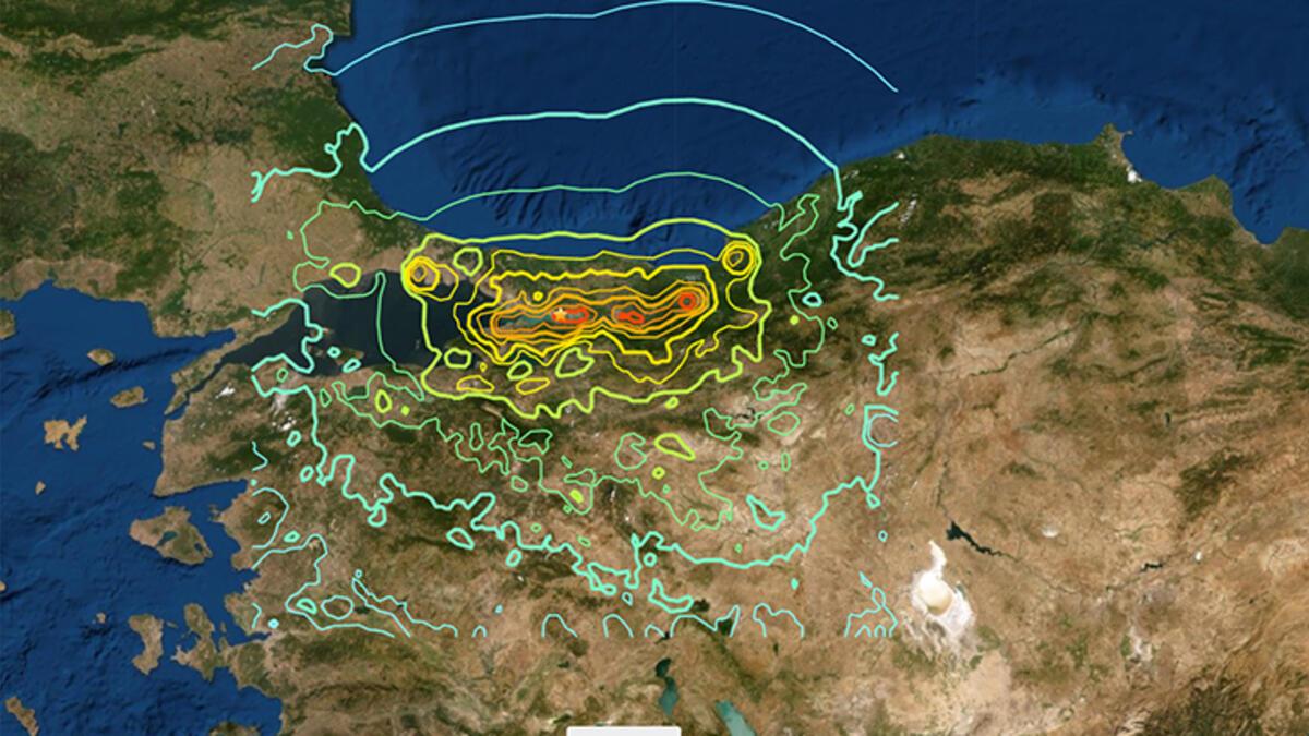 İstanbul'da kırılmanın beklendiği fay hattını açıkladılar