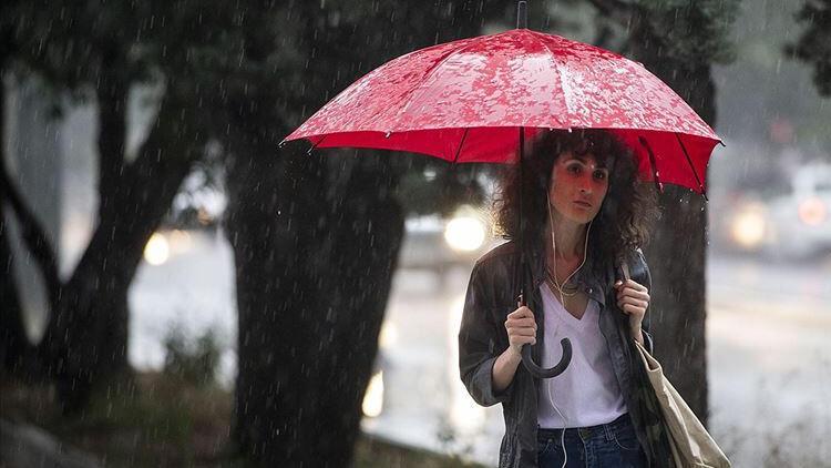 İstanbul'da kuvvetli yağış bekleniyor