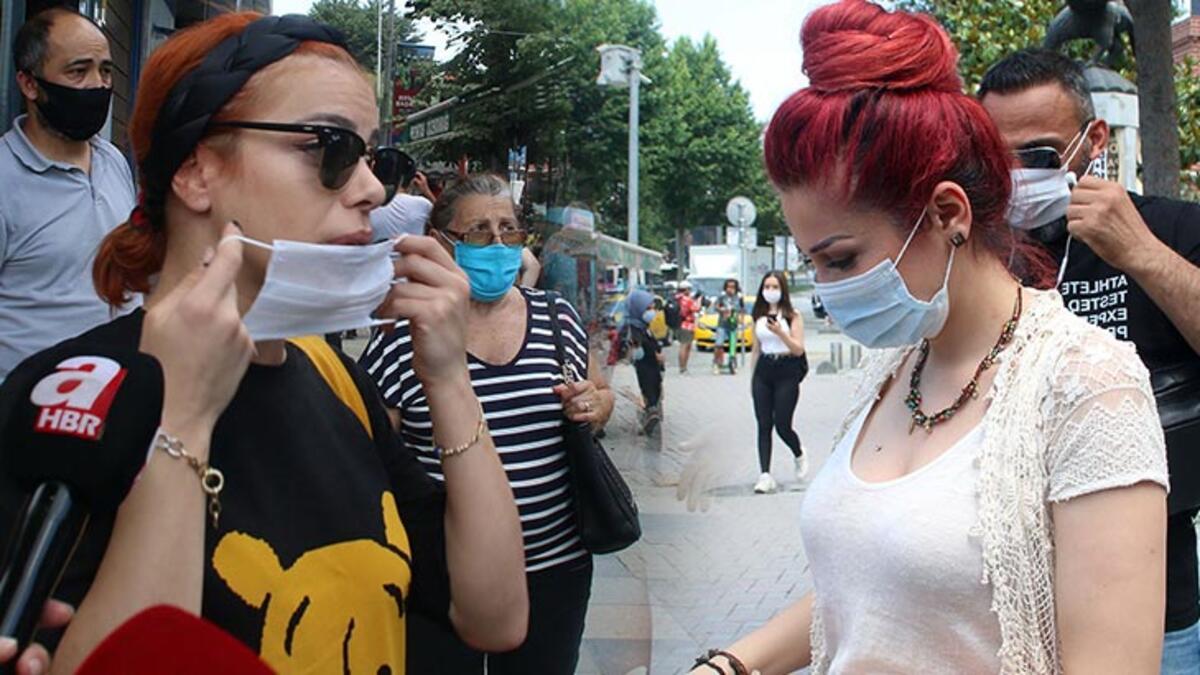İstanbul'da maske takmayanlara ceza kesildi