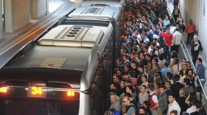 İstanbul'da mayıs ayında toplu ulaşım kullanımı yüzde 67 arttı