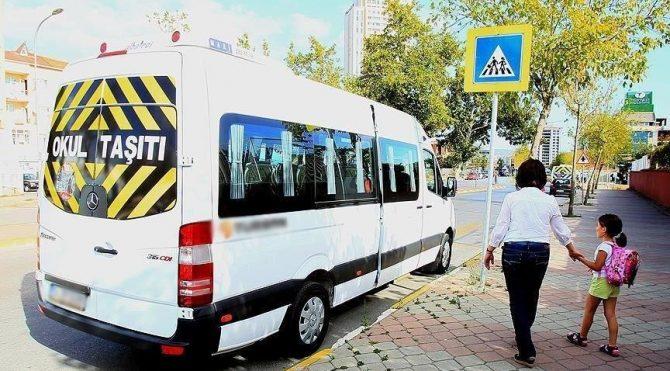 İstanbul'da okul servislerinin ücret tarifesi belli oldu