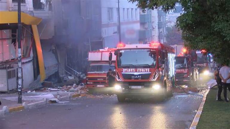 İstanbul 'da patlama: Ölü ve yaralılar var
