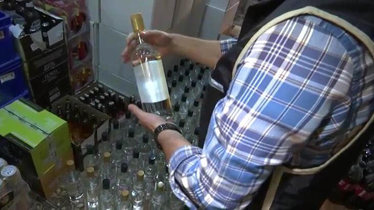 İstanbul'da sahte içki ölümlerinde sayı 10'a yükseldi