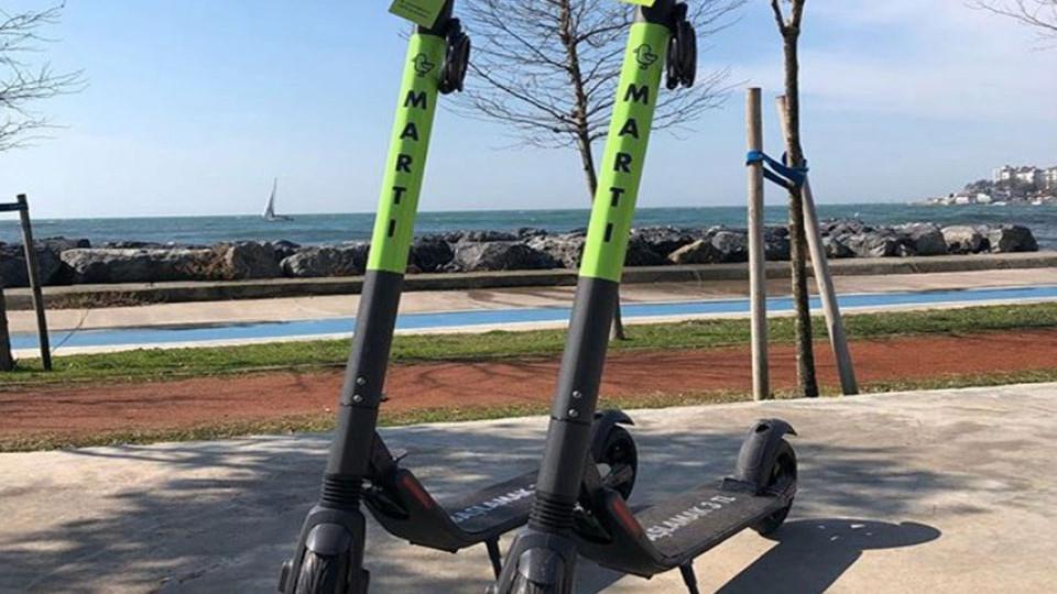 İstanbul'da scooter kullanımına yeni düzenleme