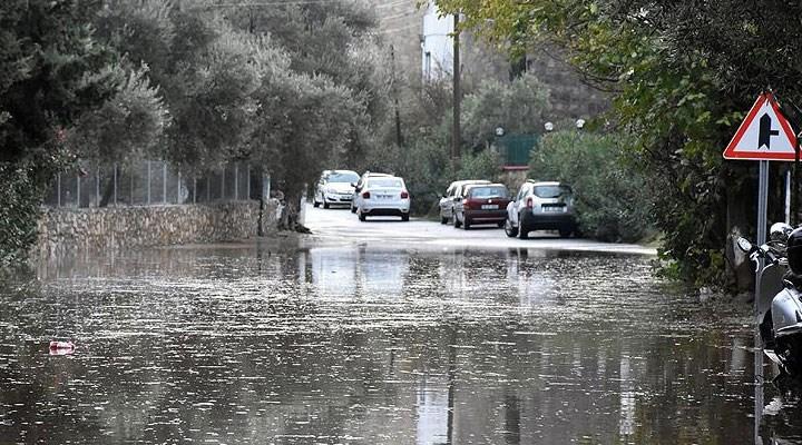 İstanbul'da sel uyarısı yapıldı