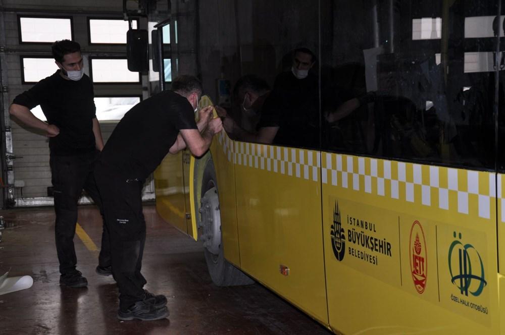 İstanbul'da tek tip toplu taşıma dönemi başlıyor