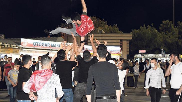 İstanbul'da toplu asker uğurlamaları yasaklandı