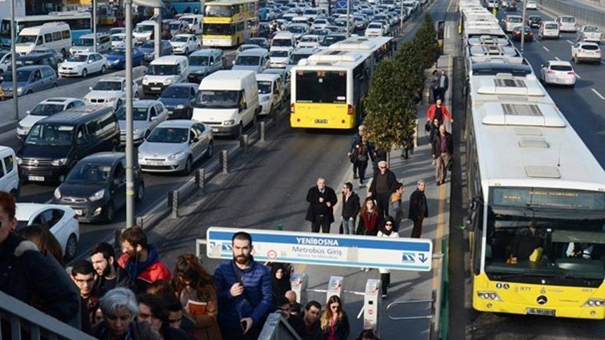 İstanbul'da toplu taşıma yasağı hakkında yeni karar