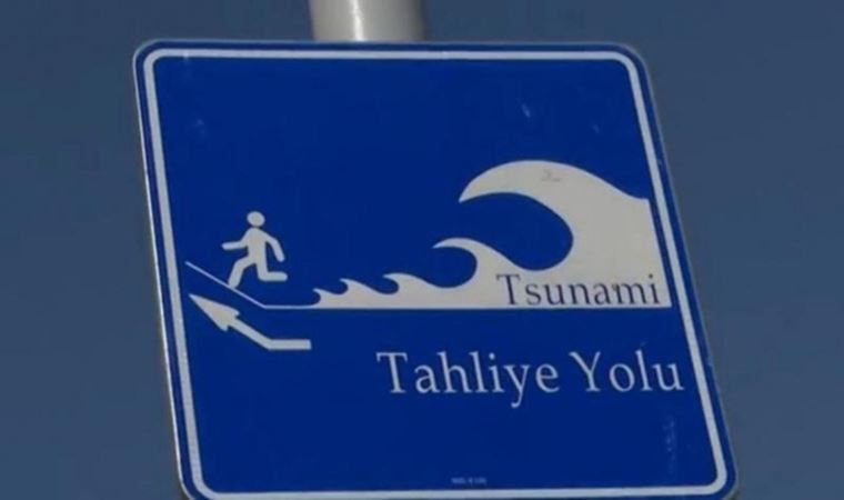 İstanbul'da 'tsunami tahliye yolu' çalışması