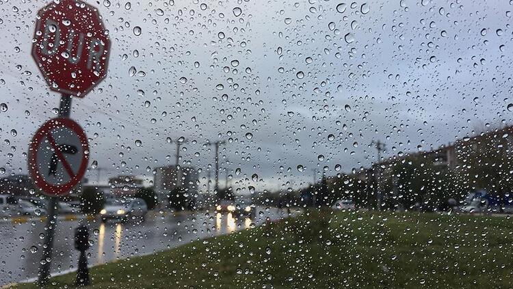 İstanbul'da yağışlı hava etkili olacak