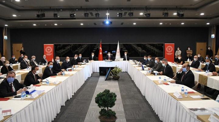 İstanbul'da yapılan pandemi toplantısına İBB Başkanı Ekrem İmamoğlu çağrılmadı