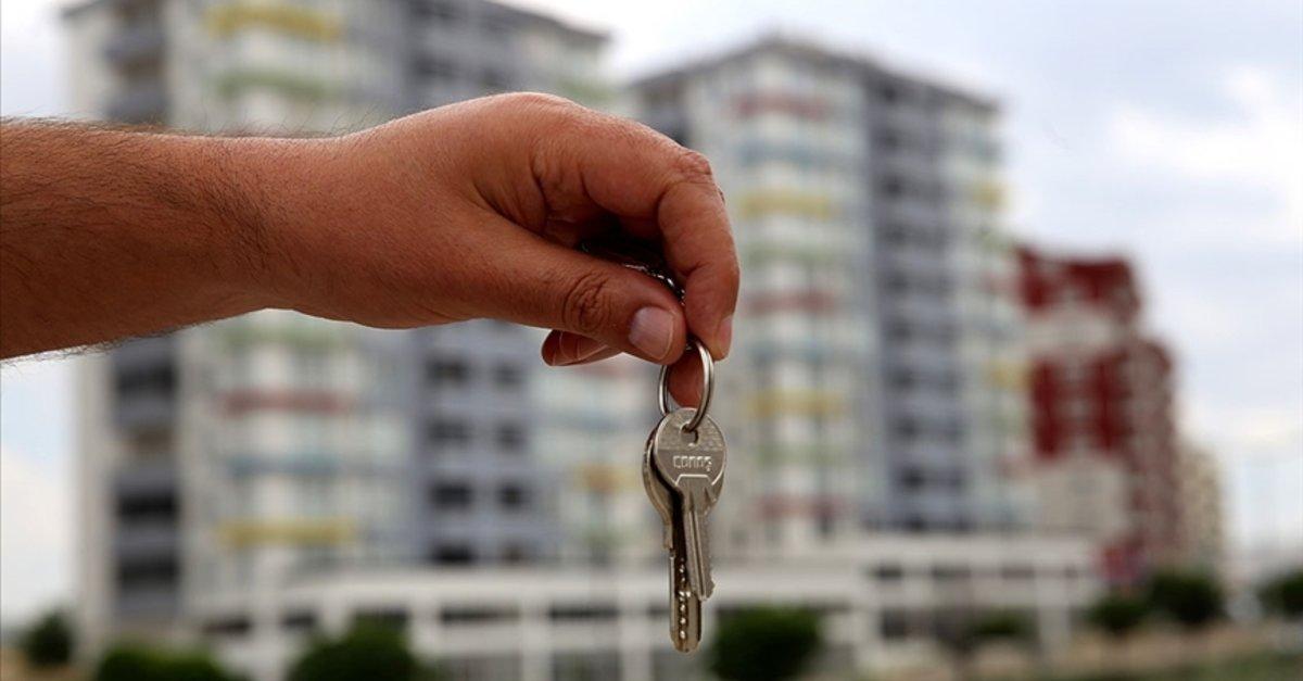 İstanbul'da yıllık kira artış oranı yüzde 50,7'ye ulaştı