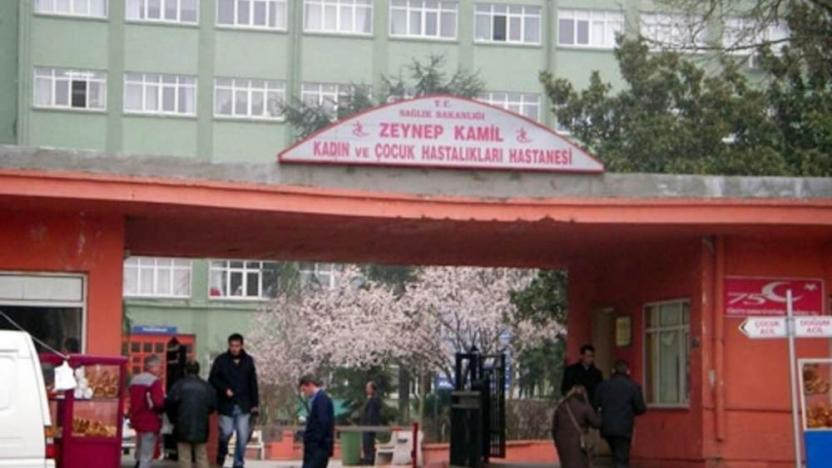 İstanbul'da Zeynep Kamil Hastanesi'nde yangın: Hastalar tahliye edildi