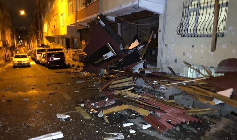 İstanbul'daki şiddetli fırtınanın bilançosu açıklandı