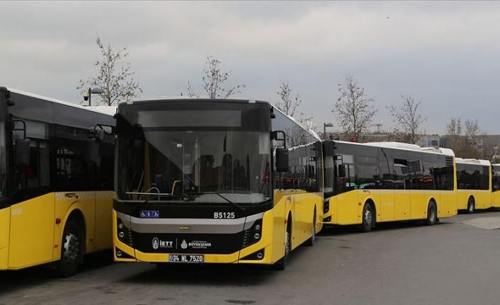 İstanbul'daki tüm otobüsler İETT'ye bağlandı!