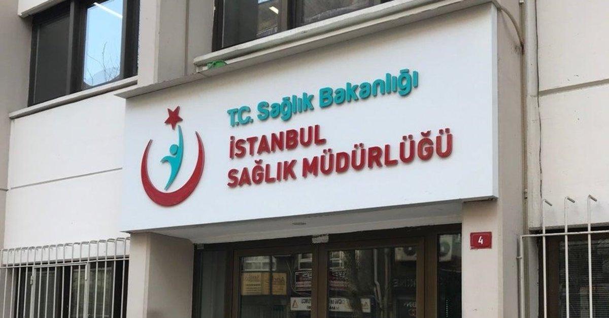 İstanbul İl Sağlık Müdürlüğü'nden yeni 'Başhekim' açıklaması