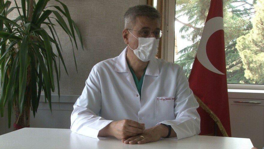İstanbul İl Sağlık Müdürü Prof. Dr. Kemal Memişoğlu: 1,5 ay içinde İstanbul'un hepsini aşılarız
