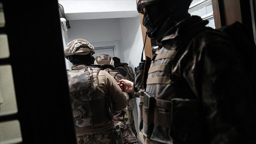 İstanbul ilçelerinde IŞİD operasyonları: 18 kişi gözaltına alındı