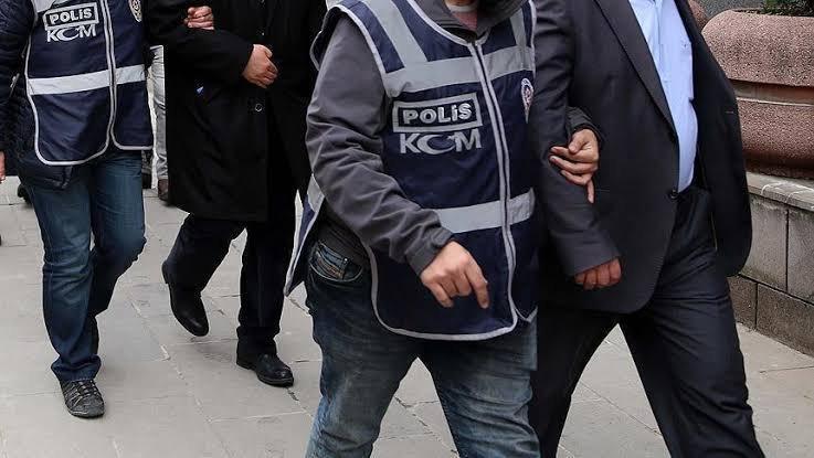 İstanbul merkezli 34 ilde operasyon! 106 gözaltı