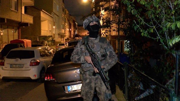 İstanbul merkezli 5 ilde operasyon: 16 gözaltı
