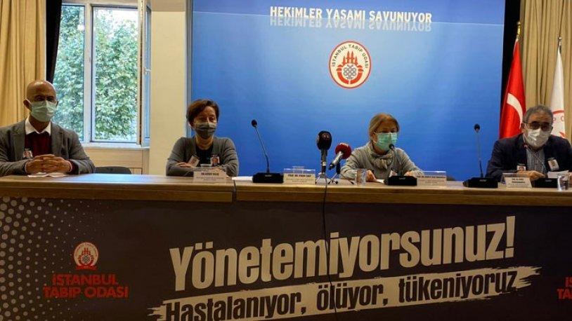 İstanbul Tabip Odası: İstanbul için acil kapanma zamanı