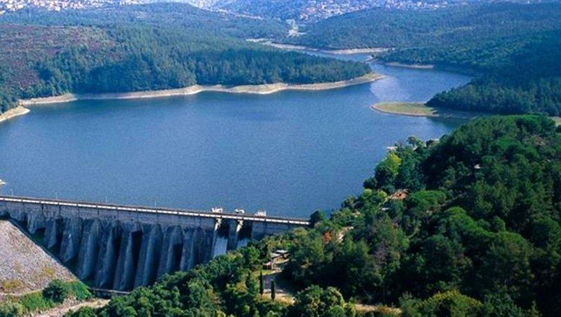 İstanbul'un barajlarında artış sürüyor