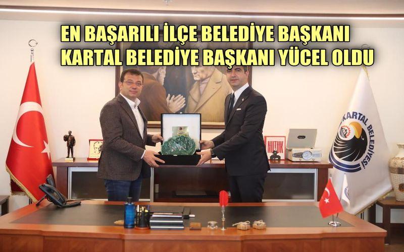 İstanbul'un En Başarılı İlçe Belediye Başkanı, İkinci Kez Gökhan Yüksel Oldu