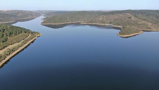 İstanbul'un suyu 2 ayda yüzde 40 arttı