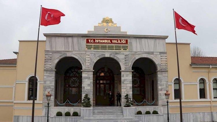 İstanbul Valiliği'nden kısıtlamaya ilişkin yeni açıklama